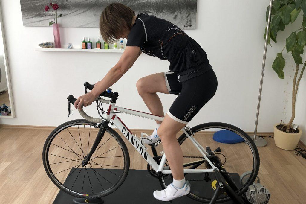 Bikefitting Rennrad