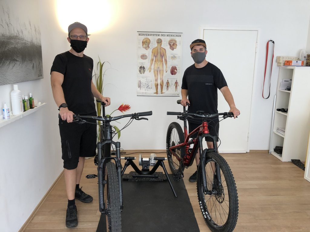 Bikefitting MTB